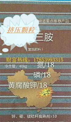 318黄腐酸钾挤压颗粒
