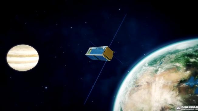 中国首次发射携带离轨帆卫星,验证不产生太空垃圾技术